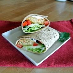 Quinoa wrap, I literally just made these they are REALLY GOOD!!!!