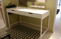 Ikea Alex Ikea Alex, Corner Desk, Furniture, Home Decor, Corner Table, Decoration Home, Room Decor, Home Furnishings, Arredamento