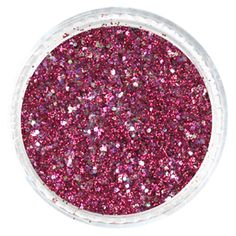 Red Cranberry Splash Mixed Hexagon Glitter – Solvent Resistant Glitter from Glitties Nail Art Online Store Glitter Rocks, Blue Glitter, Art Disco, Cosmetic Grade Glitter, Gel Color, Color 2, Nail Supply, Everything Pink, Honeycomb