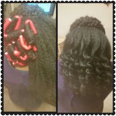 Crotchet Braids With Marley Hair Shared By LilaLuv Levister - http://community.blackhairinformation.com/hairstyle-gallery/braids-twists/crotchet-braids-marley-hair-shared-lilaluv-levister/ #braidsandtwists