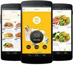 Food Ordering App on Behance