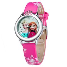 >> Click to Buy << Hot Sale Cute Cartoon watch Princess Elsa Anna watches Children Watch For kids girl Favorite Christmas gift Wristwatches Relogio #Affiliate