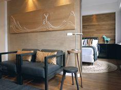 Современные кресла из дерева в стиле 60-х завораживают исключительной элегантностью форм и отточенностью деталей. Всмотритесь в эти стильные фото - в уникальные творения дизайнеров прошлого и нынешнего века.
