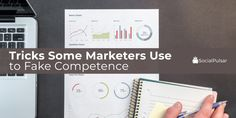 Tricks Some Marketers Use to Fake Competence - SocialPulsar Best Digital Marketing Company, Best Seo Company, Seo Specialist, Social Proof, Group Of Companies, Seo Services, Social Media Marketing, Online Business, Organization