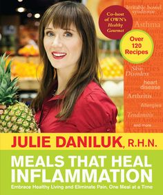Julie Daniluk Book Review & Giveaway | Today I ate a Rainbow! TM