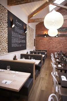 The Walls - La Boheme: Restaurants