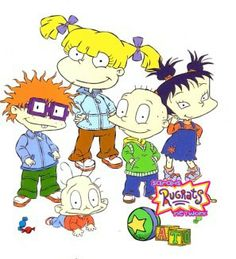 Chuckie, Dil, Tommy, Angelica and Kimi
