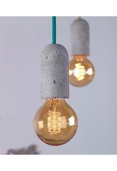 Lamp | Lights | Concrete product design | Concrete design | Beton design | Betonlook | www.eurocol.com