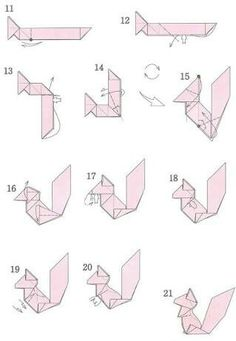 Origami Guitar 2