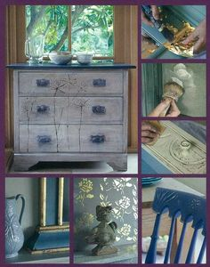 Annie Sloan Quick & Easy Paint Transformations | Royal Design Studio