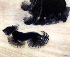 Giacomo Balla's  best-known work, Dynamism of a Dog on a Leash (1912), shows an almost frame-by-frame view of a woman walking a dog on a boulevard. The work illustrates his principle of simultaneity—i.e., the rendering of motion by simultaneously showing many aspects of a moving object. This interest in capturing a single moment in a series of planes was derived from Cubism, but it was also no doubt tied to Balla's interest in the technology of photography.