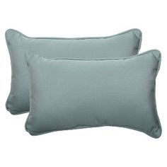 Find product information, ratings and reviews for Sunbrella® Canvas Outdoor 2-Piece Lumbar Throw Pillow Set online on Target.com.