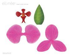 On Magazine: Orchidee di carta, fai da te.