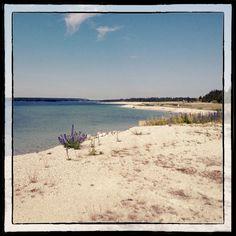 Beach at #Furillen #Gotland #Sweden