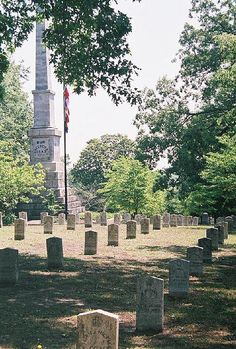 Through joint efforts between the Atlanta City Council and the Confederate Government, land adjoining the City Cemetery was secured as burial ground for Confederate Soldiers. Approximately 6,900 departed Confederate Soldiers rest in the peaceful gardens of Oakland Cemetery in designated areas. Ironically enough, among them lies 16 Union Soldiers who died while in Confederate hospitals.