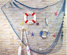New Baby Shower Ides Decoracion Marinero Ideas Boy Baby Shower Themes, Baby Shower Cupcakes, Baby Shower Parties, Baby Boy Shower, Shabby Chic 1st Birthday, Fish Net Decor, Sailor Theme, Deco Marine, Nautical Party