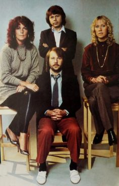 Official 1981 photo session - the pictures were taken on June 17th.