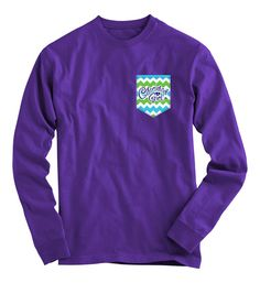 All Things T Shirt - Long Sleeve in Purple with faux pocket on front and gorgeous large graphic on Back. Verse Scripture - Philippians 4:13! Check it out. http://extremechristianclothes.com/product/all-things-t-shirt/