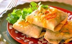 Baked Mexican Burritos