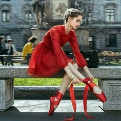 Reminds me of the red dancing shoes fairy tale where the girl danced in her red shoes till she died :(:
