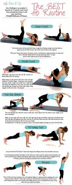 Ab Workout.