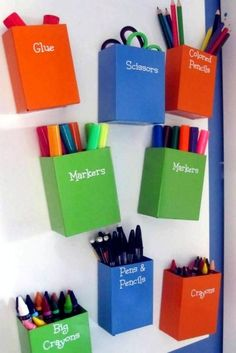 Clever Toys Storage Organization Ideas To Make Kids Room Stay Tidy (12)