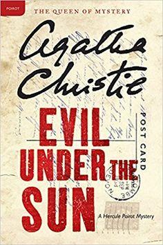 """""""Evil Under the Sun: A Hercule Poirot Mystery""""- Agatha Christie 9780062073938: Amazon.com: Books"""