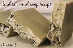 Dead Sea Mud Soap Recipe