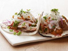 Get Fish Tacos Recipe from Food Network
