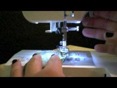 Sewing Basics: Brother cs6000ci Tutorial Part II