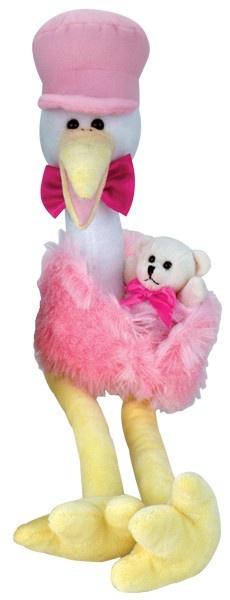 New Baby Gifts Pink Stork Sings Rock a Bye Baby. We can ship directly to the New Baby and Parents on you behalf! $25.00 (http://www.inspirationalgiftstore.com/new-baby-gifts-pink-stork-sings-rock-a-bye-baby/)