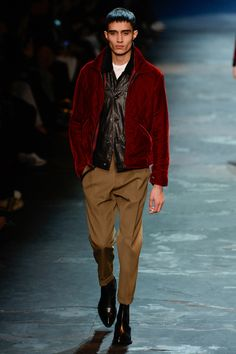Berluti | Menswear - Autumn 2017 | Look 19