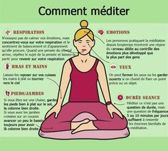graph comment méditer #méditation#meditation #hypnose#concentration#lacherprise#zen#détente#focusing#pleineconscience