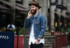 30 Best Denim Jacket Images Men S Jean Jackets Denim Jacket Men