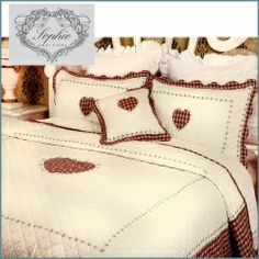 Lenzuola Matrimoniali Re Sole.31 Best Copriletto Trapunta Images Bed Home Blanket