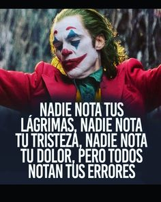 Joker Frases, Joker Quotes, Joker And Harley, Harley Quinn, Latinas Quotes, Batman Comic Art, Gotham Batman, Batman Robin, The Ugly Truth