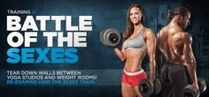 Bodybuilding.com - Strong Vs Toned: The Truth About Gender-Specific Workouts