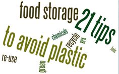 21 Tips to avoid storing food in plastic