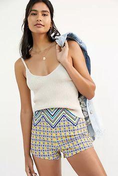 New Clothing for Women | Anthropologie Cute Shorts, Boho Shorts, New Outfits, Anthropologie, Clothing, Women, Fashion, Outfits, Moda