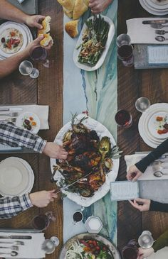 Family Style! http://happily.io #happily #wedding #catering ...