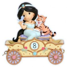 Eight Is Great! - Disney - Figurines - Precious Moments
