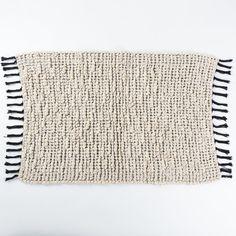 Knot & Weave Bath Mat - Magnolia | Chip & Joanna Gaines