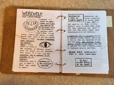 61 Ideas Funny Supernatural John Winchester For 2019 Libro Gravity Falls, Gravity Falls Journal, Supernatural Drawings, Supernatural Fans, Supernatural Crafts, John Winchester Journal, Sam Winchester, Hogwarts, Book Of Shadows
