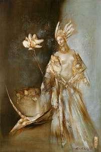 Alexander Dolgikh en Arsenal Le Comte Arts