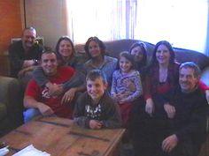 Family winter holiday 2009