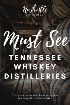 Learn about middle Tennessee distilleries on the Tennessee Whiskey Trail. Find tours of your favorite whiskey distilleries, bourbon distilleries, moonshine distilleries, rum distilleries & vodka distilleries to explore near Nashville. Bourbon Tour, Whiskey Tour, Whiskey Trail, Nashville Things To Do, Nashville Trip, Nashville Tennessee, Vodka Distillery, Moonshine Distillery, Tennessee Whiskey