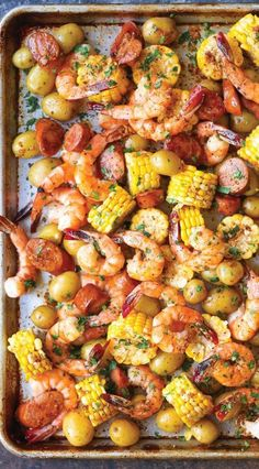 How To Build a Sheet Pan Dinner in 2021 Salmon Recipes, Seafood Recipes, Chicken Recipes, Beef Recipes, Family Recipes, Seafood Dishes, Copycat Recipes, Potato Recipes, Pike Recipes
