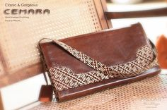 Be Classic & Gorgeous ! CEMARA Giant Envelope Clutch Bag Proud as PRibuMI...