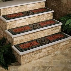 Best Decorative Outdoor Stair Treads Home Tuscany Stair Tread 640 x 480