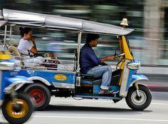 Tuk Tuk Bangkok,Thailand